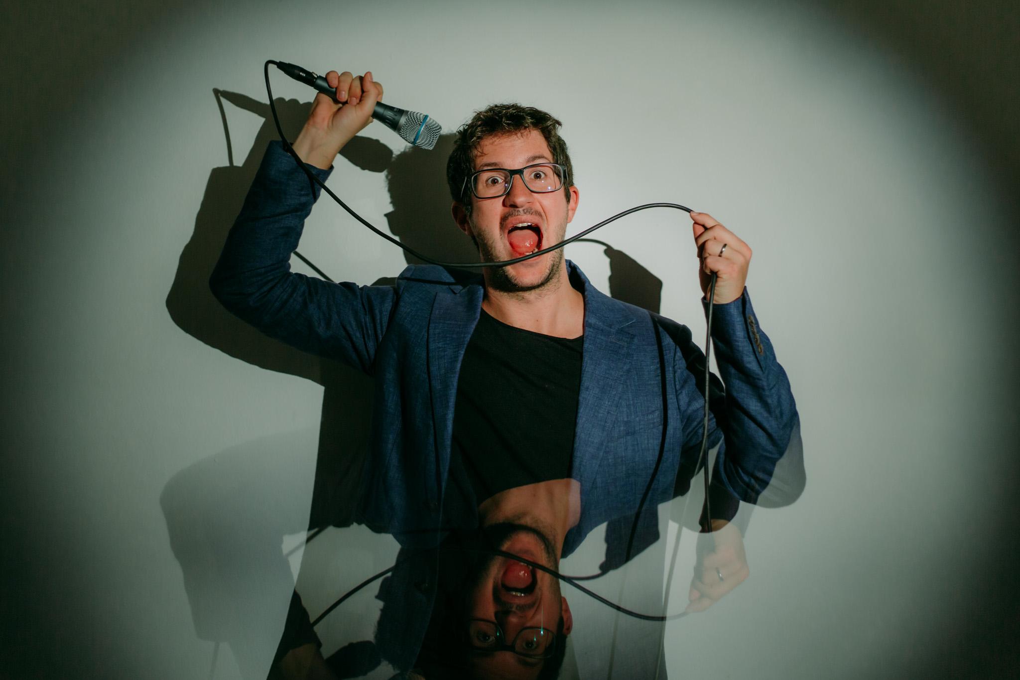 Phillip Schröter - Sänger aus Wien Vocalcoach,